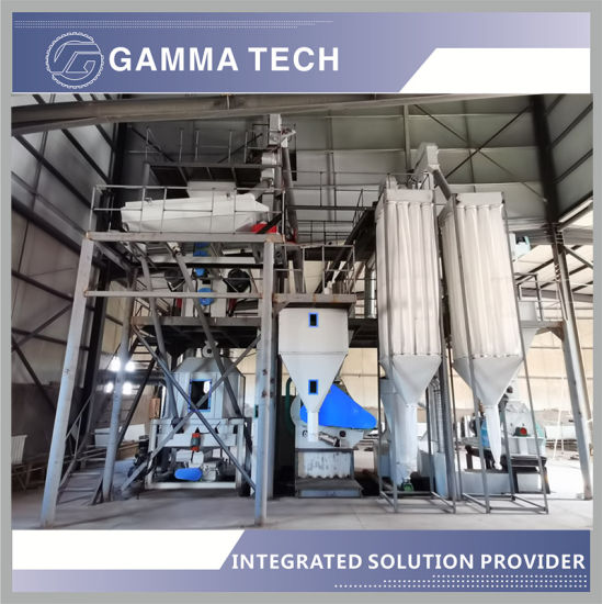 1-2tph/3-5tph Animal Feed Mill Machine in China with Low Price