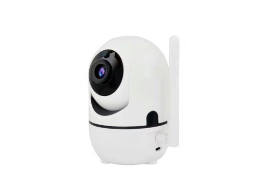 China New Ai System Smart Baby Monitor Wifi Camera Ycc365 App 720p Video Auto Tracking Indoor Home Security Ip Camera China Cctv Camera Ip Camera
