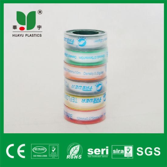 Teflon Tape PTFE Thread Seal Tape with Transparent Spool