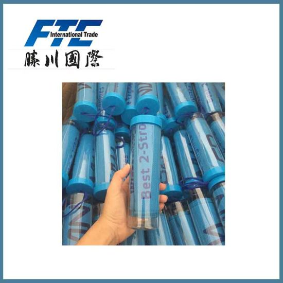 Bamboo Fiberor Polyester Cooling Towel with OPP Bottle Packing pictures & photos