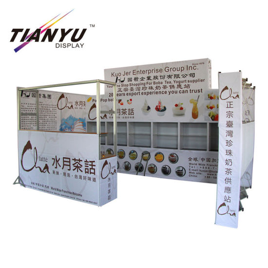 Chinese Manufacturer Cosmetic Floor Display Stand Pop up Stands pictures & photos