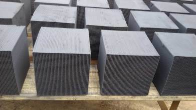 Honeycomb Activated Carbon pictures & photos
