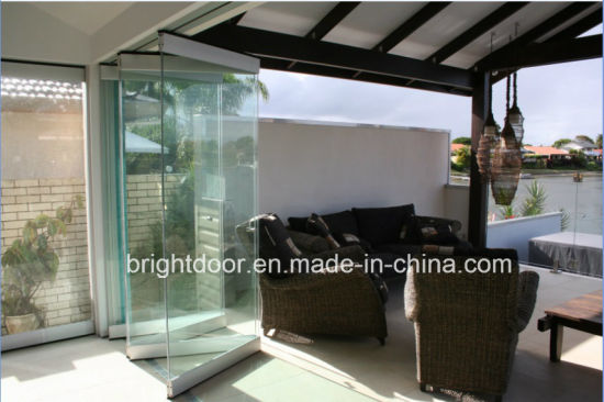 China Majestic Doors, Glass Frameless Folding Doors, Sliding Door ...