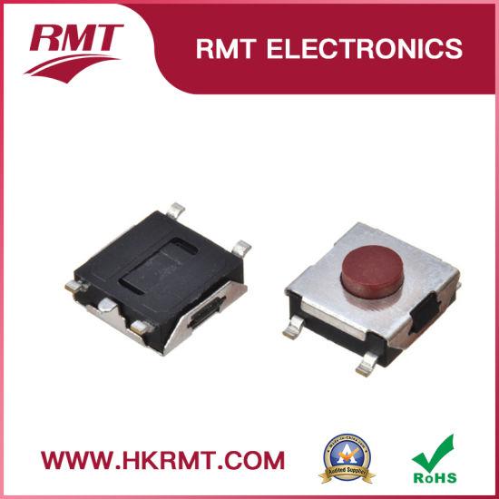 China SMD Tact Switch (TS-1157AP)