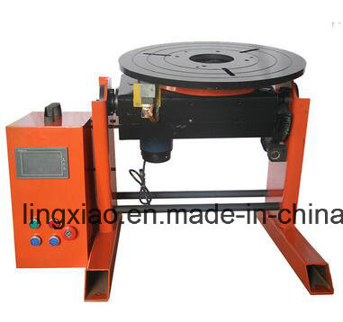 PLC Control CNC Welding Positioner Hb-CNC30 for Circular Welding pictures & photos