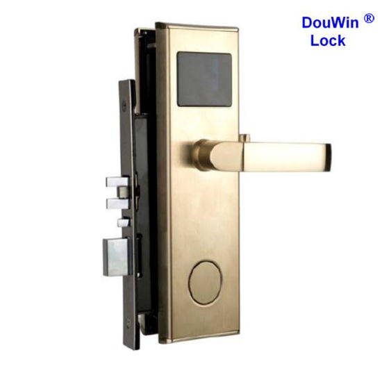 China Hotel Supplier Hotel Room Card Lock System - China Hotel Lock