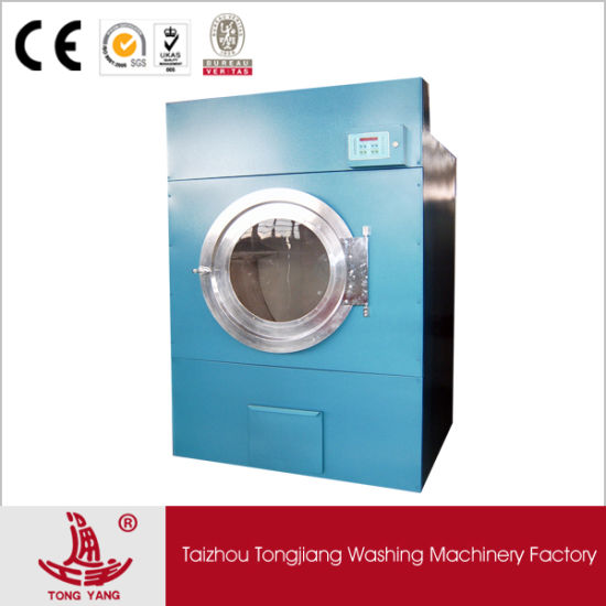 Industrial Dryer Heated by Gas for Hotel, Hospital, Hostel (30kg-180kg)