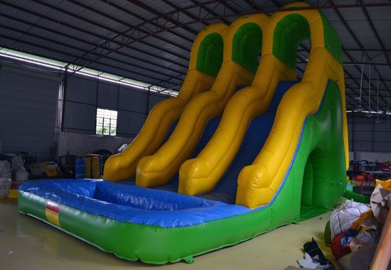 Children Inflatable Slide for Commerical Use