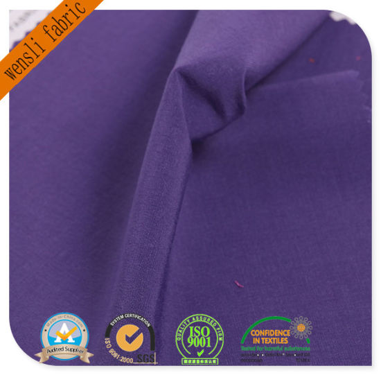 18mm Dyed Mulberry Silk Fabrics with SGS Approved