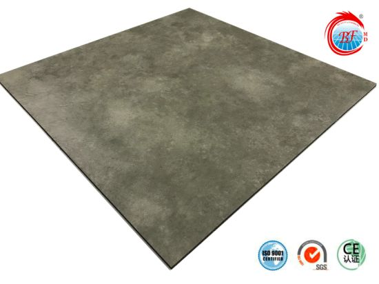 Acrylic Stones Manufacturers Mail: Lvt Waterproof Stone Grain PVC Loose Lay Vinyl Flooring