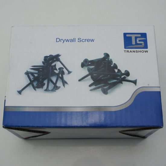 3.5X25mm C1022 Steel Heated Drywall Gypsum Screws pictures & photos