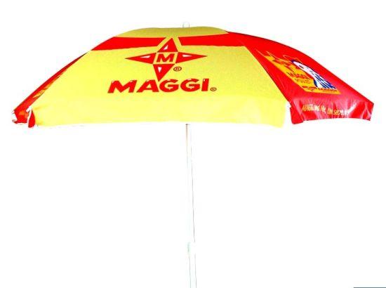 Sun Umbrella with Customer Logo (BR-SU-25)