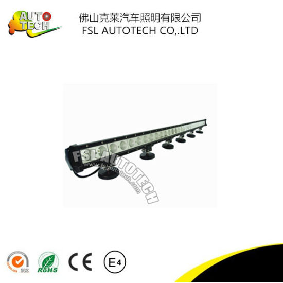 High Power 300W Auto Part LED Light Bar for Truck