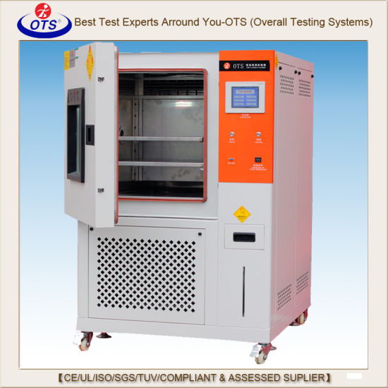Laboratory Environmental Cold and Hot Temperature Humidity Climatic Test Chamber