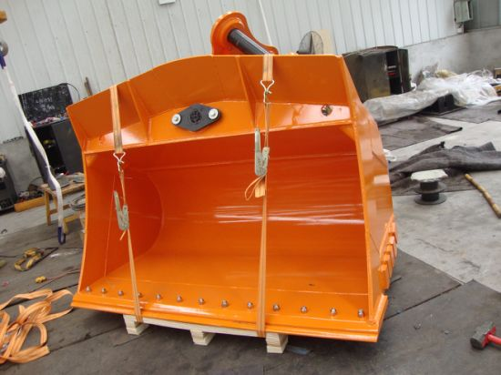 Excavator Tilt Mud Bucket, Excavator Clean Bucket pictures & photos