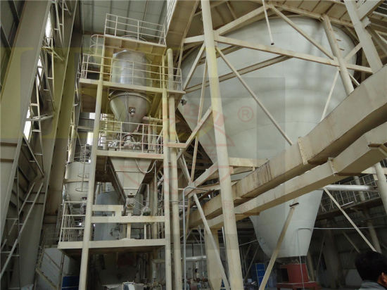 Substitute Milk Powder High Speed Centrifugal Spray Drying Machine pictures & photos