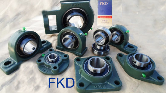 Pillow Block Bearing (UCP205 UCF206 UCFL207 UCT208 UCFC210) pictures & photos
