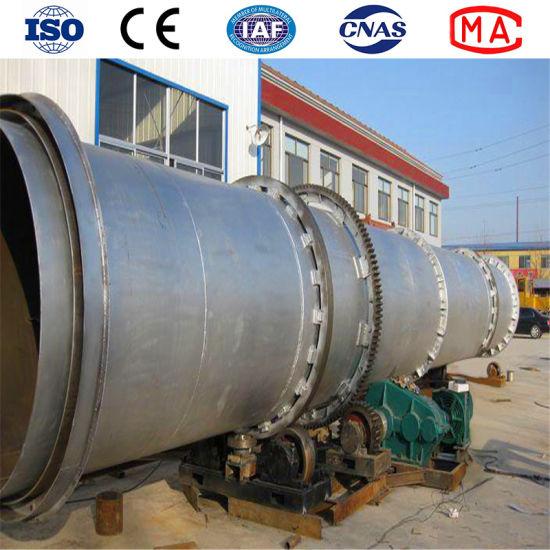 China Sand Rotary Dryer Equipment for Sand, Sluge, Sawdust, Coal