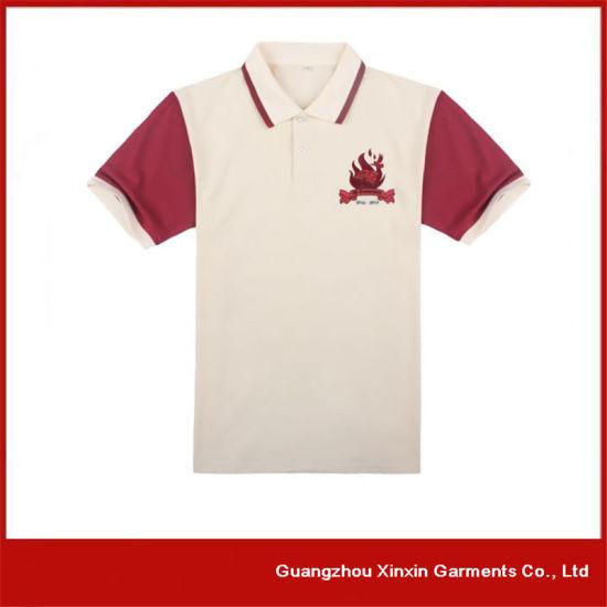 218b63529 China Custom Made Good Quality Cotton Polo Shirts for Men (P34 ...