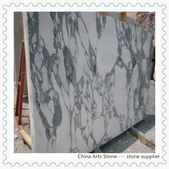 Bianco Arabescato/ Calacatta, Onxy, White Marble for Tile and Countertop pictures & photos