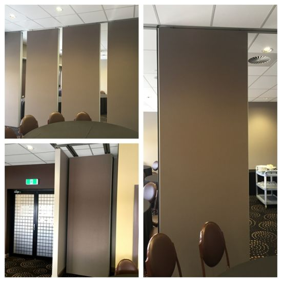 Acoustic Moveable Walls for Hotel/Restaurant
