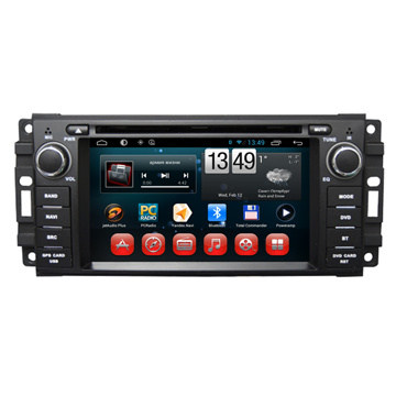 Car DVD GPS Video Player for Dodge Wrangler Compass pictures & photos