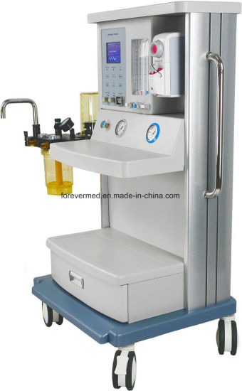 New High Quality Anesthesia Machine Breathing System pictures & photos