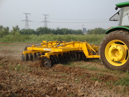 Disc Harrow (1BZDZ-4.4)