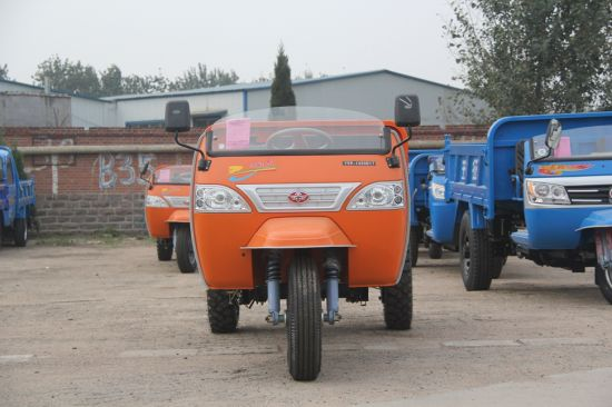 Diesel Dump Waw 3 Wheel Tricycle From China for Sale pictures & photos