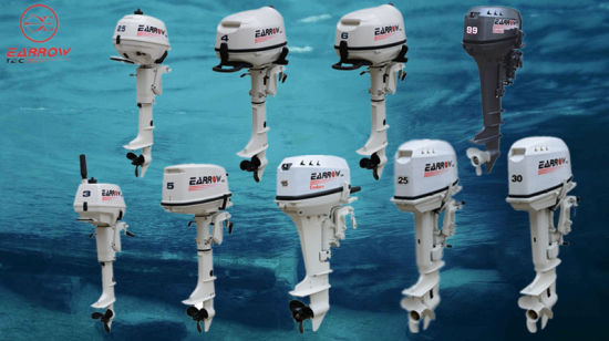 China Outboard Motor 2 Stroke and 4 Stroke for Sale - China