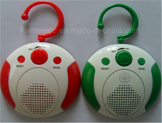 Water Proof Mini Radio Promotional Electronics Gift