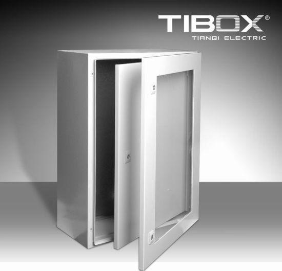 Superior Plexiglass Door + Inner Door Wall Mount Enclosure