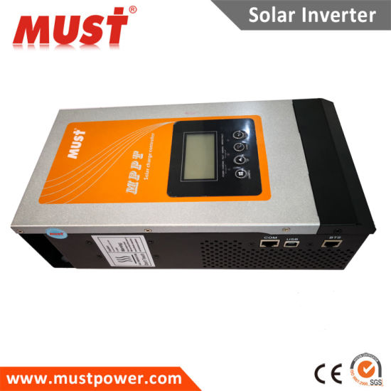 80A MPPT Fan Cooling Solar Charger pictures & photos