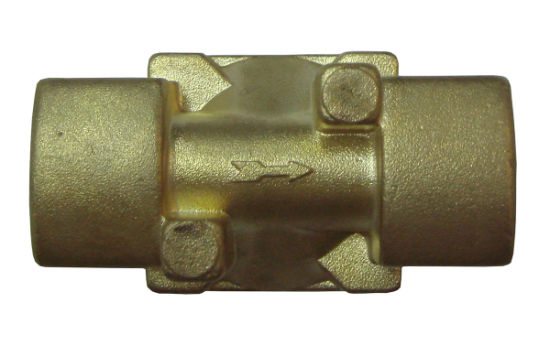 Hot Forged CNC Machining Brass Valve Body