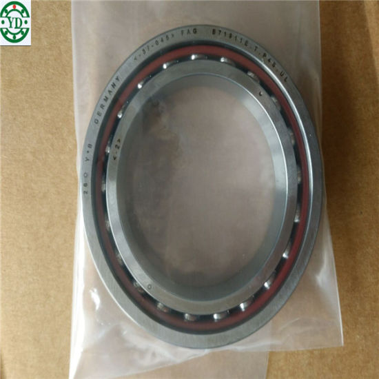 B7911 B71911-E-T-P4s-UL B71911e. T. P4s. UL High Precision Speed Angular Contact Ball Bearing pictures & photos
