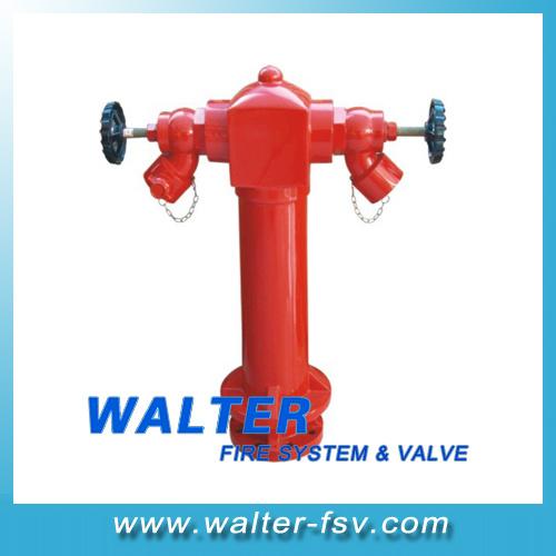 Bs750 Landing Pillar Fire Hydrant
