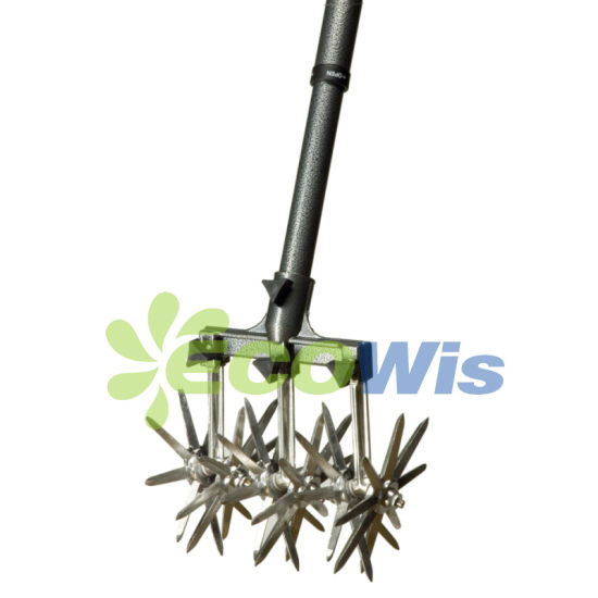 Hand Held Cultivator Tiller Garden Tool