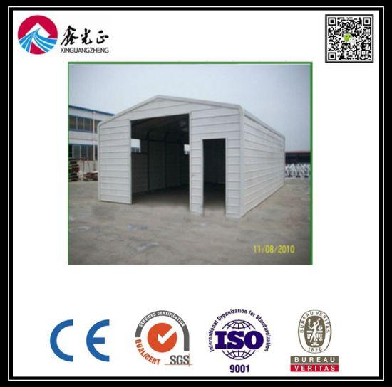 Steel Frame Warehouse Workshop Garage