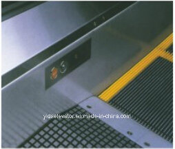 Vvvf Control Indoor Escalator with 35 Degree 1000mm Width Step pictures & photos