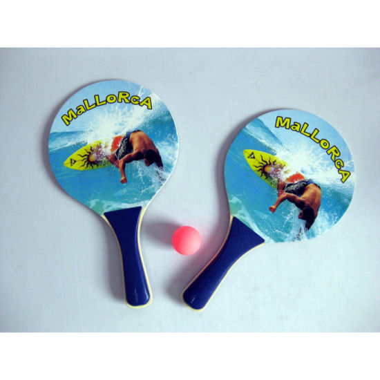 Beach Paddle Set pictures & photos
