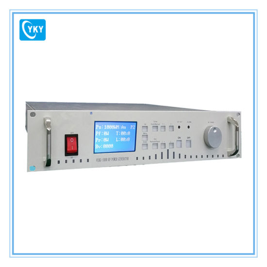 1000W 600W 13.56MHz RF Plasma Generator with Auto Matching pictures & photos