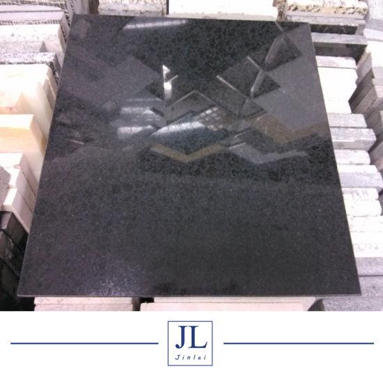 Natural Stone Floor Tile G684 Grey Black Granite Basalt for Paver and Tiles Paving Basalt Stone