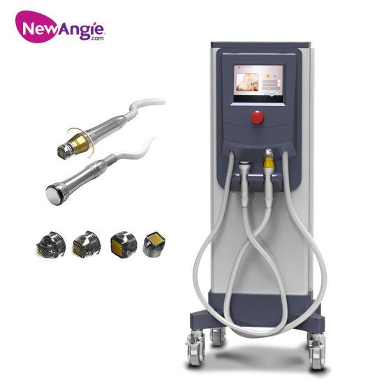 Face Lift Skin Rejuvenation Micro Needling Fractional RF Microneedle Machine