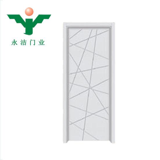 China Alibaba Wholesale High Quality Cherry Wood Interior Doors