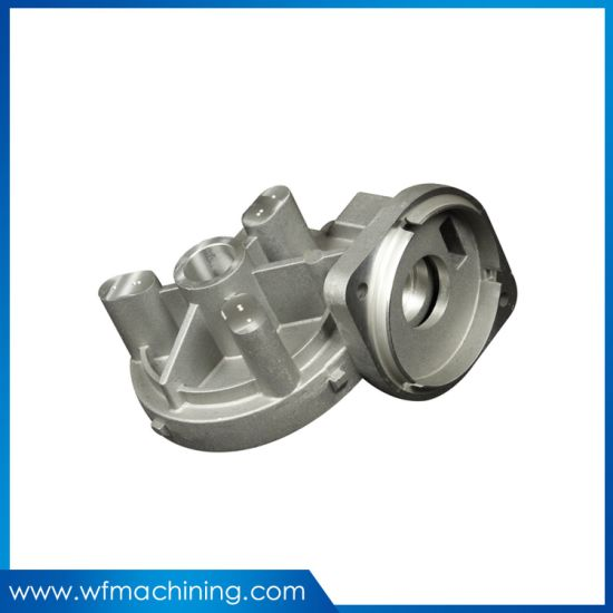 Aluminum Die Casting with Automotive Parts Designed by Custom