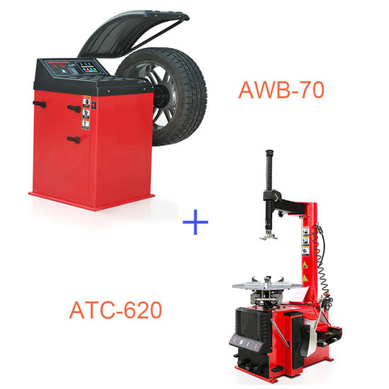 Ce Approved Tire Changer&Wheel Balancer for Car