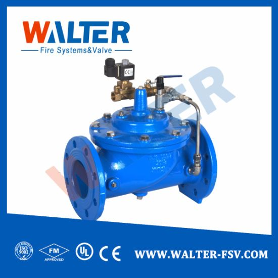 Solenoid Control Valve for Water System