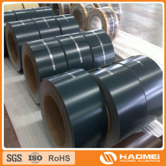 aluminum painted coil in Henan China pictures & photos