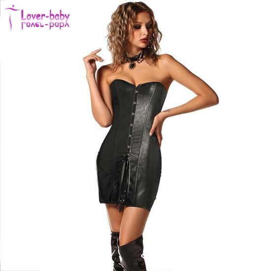 2cf36ac1d4c China Plus Size Lingerie New Arrival Sexy Dress Corset - China Sexy ...