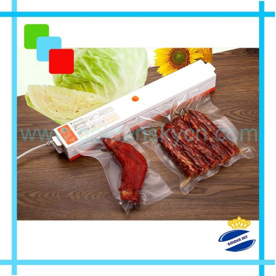 Household Portable Mini Household Food Fresh Vacuum Sealer, Automatic Vacuum Bag Sealer for Food pictures & photos